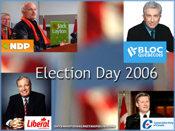 January 23, 2006 – Election Day