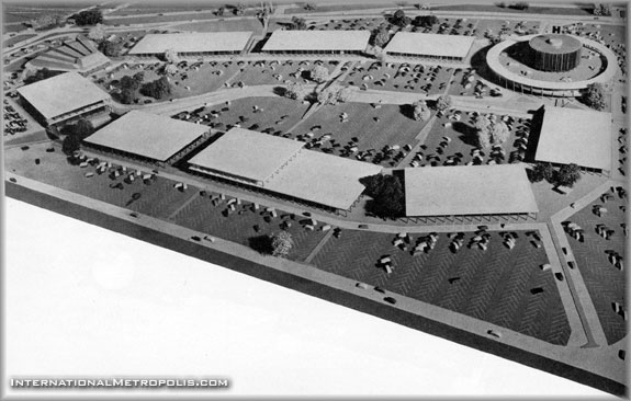 Eastland Mall – Original Proposal