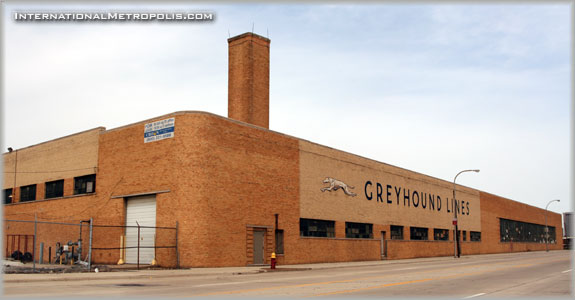 Great Lakes Greyhound