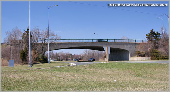 Dougall Avenue Overpass