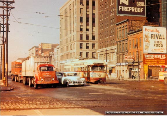 Old Streetcars – DSR Style