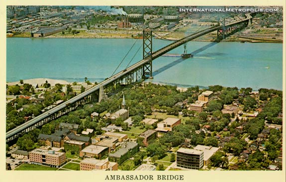 Ambassador Bridge