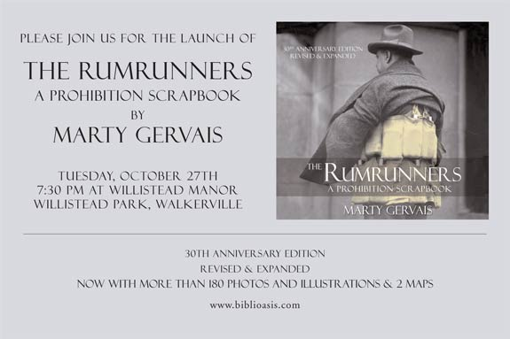 The Rumrunners – New Edition