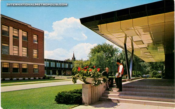 University Of Windsor – Mid 1960's